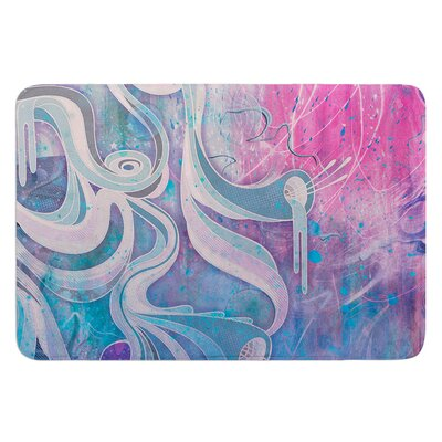 Electric Dreams by Mat Miller Bath Mat