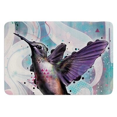 Reaching by Mat Miller Bath Mat