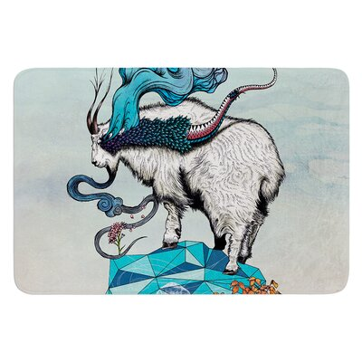 Seeking New Heights by Mat Miller Bath Mat