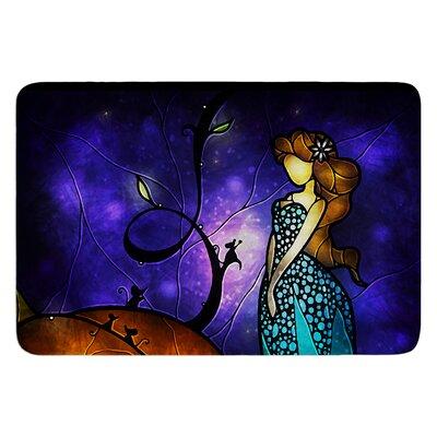 Cinderella by Mandie Manzano Bath Mat
