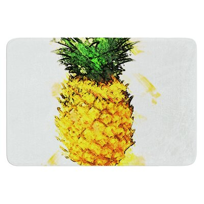 Slice of Summer by Oriana Cordero Bath Mat