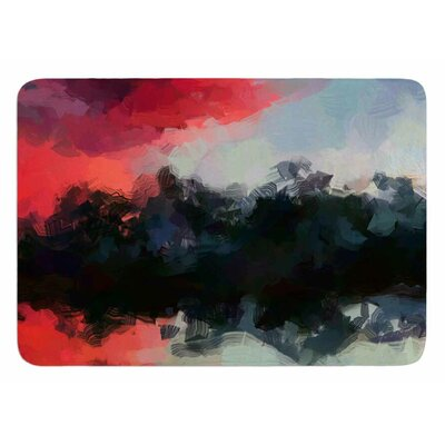 Days of Summer by Oriana Cordero Bath Mat