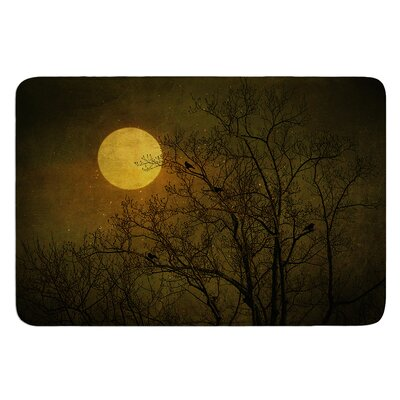 Starry Night by Robin Dickinson Bath Mat