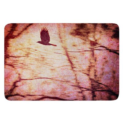 Midnight Dreary by Robin Dickinson Bath Mat