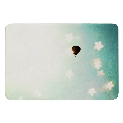 Amongst The Stars by Robin Dickinson Bath Mat