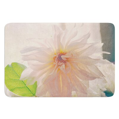 Buy Her Flowers by Robin Dickinson Bath Mat