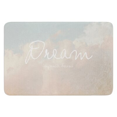 Dream by Suzanne Carter Bath Mat