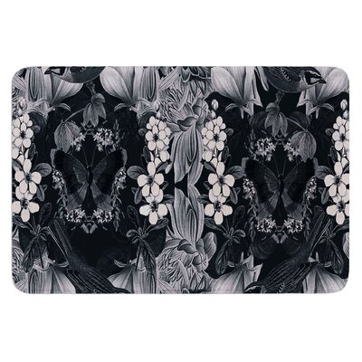 Magnolia Cushion by Suzanne Carter Bath Mat