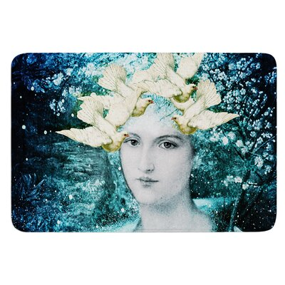 Adorned by Suzanne Carter Bath Mat