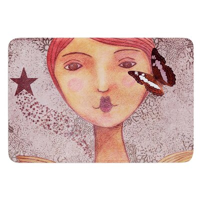 Prudence by Suzanne Carter Bath Mat