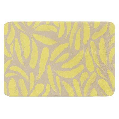 Feather by Skye Zambrana Bath Mat