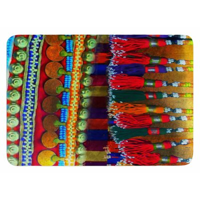 Boho Mania by S. Seema Z Bath Mat