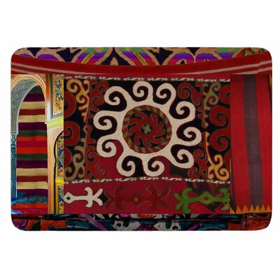 Burst of diverse by S. Seema Z Bath Mat