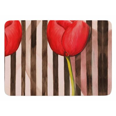Classic rose by S. Seema Z Bath Mat