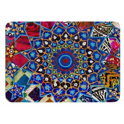 Ethnic Explosion by S. Seema Z Bath Mat