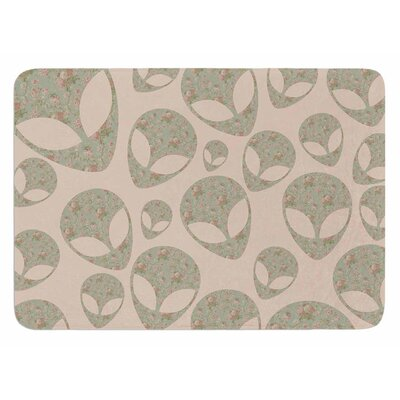 Abducting The Flowers by Alias Bath Mat
