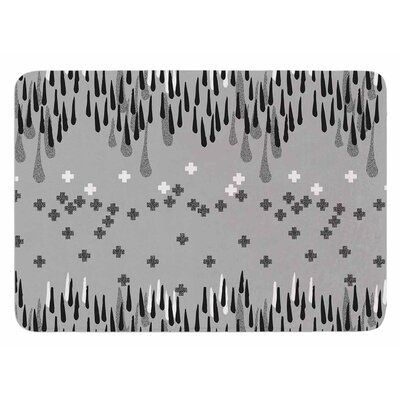 A Touch of Memphis by Zara Martina Mansen Bath Mat