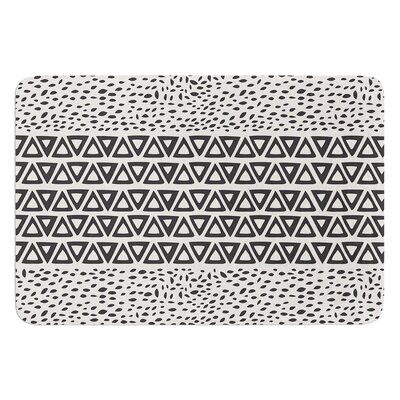 Wind Day by Pom Graphic Design Bath Mat
