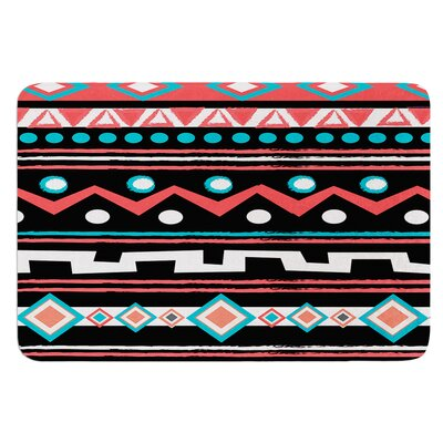 Tipi by Nika Martinez Bath Mat