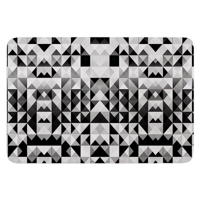 Geometrie by Nika Martinez Bath Mat