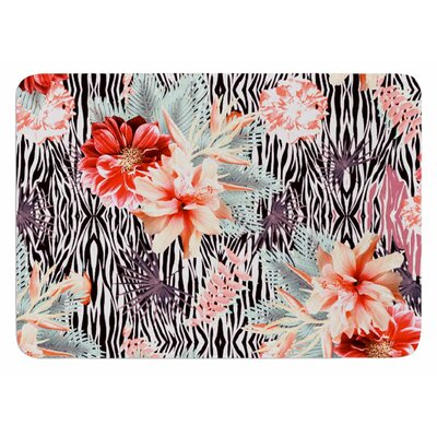 Tropical Fusion by Nika Martinez Bath Mat