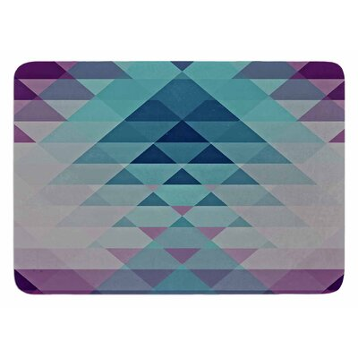 Hipster Girl by Nika Martinez Bath Mat