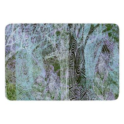 Wild Forest by Marianna Tankelevich Bath Mat