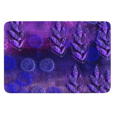 Summer Night by Marianna Tankelevich Bath Mat