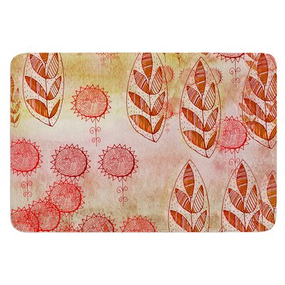 Summer Music by Marianna Tankelevich Bath Mat