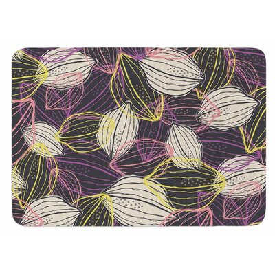 Lemon Mix by Maike Thoma Bath Mat