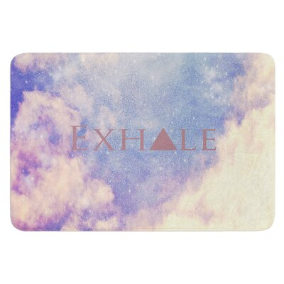 Exhale by Rachel Burbee Bath Mat