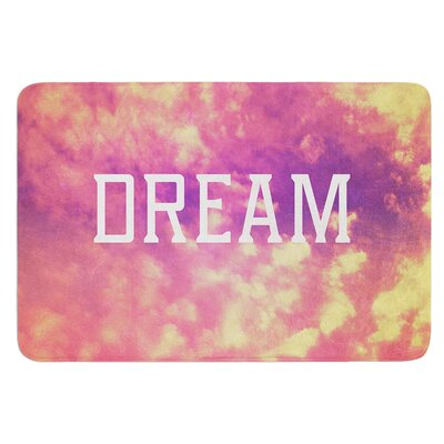 Dream by Rachel Burbee Bath Mat