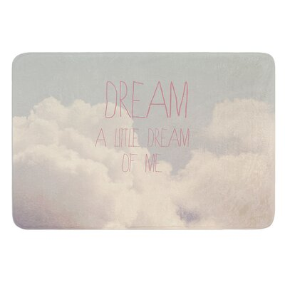 Dream of Me by Rachel Burbee Bath Mat