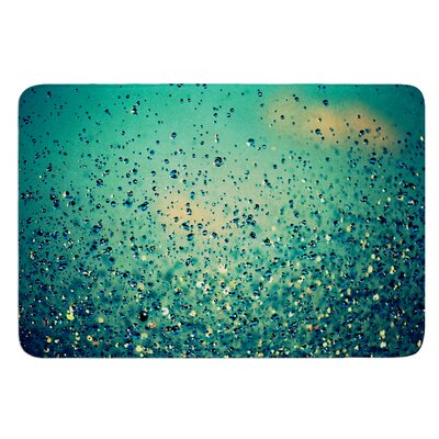 Lullaby, Close Your Eyes by Robin Dickinson Bath Mat