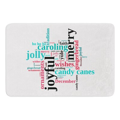 Holiday Traditions Bath Mat