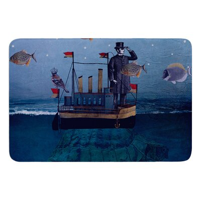 The Voyage by Suzanne Carter Bath Mat