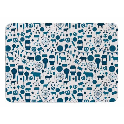 Country Fair by Stephanie Vaeth Bath Mat