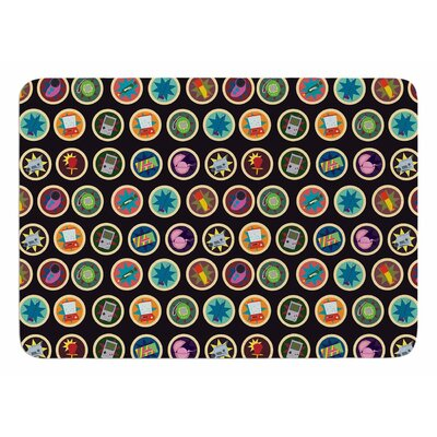 Toys, Games and Candy by Stephanie Vaeth Bath Mat