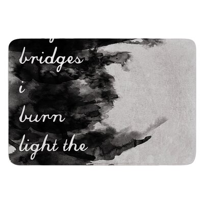 Bridges by Skye Zambrana Bath Mat