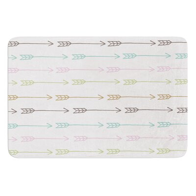 William Tell by Skye Zambrana Bath Mat