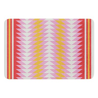 Bomb Pop by Skye Zambrana Bath Mat