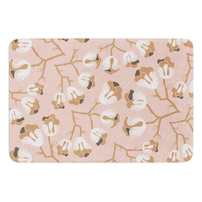 Hope for the Flowers III by Very Sarie Bath Mat