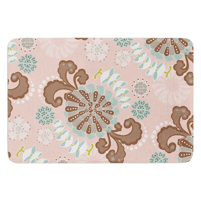 Sea Carnival by Very Sarie Bath Mat