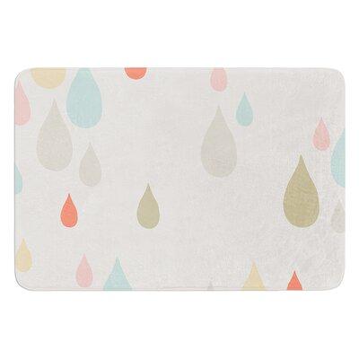 Rainy Days by Very Sarie Bath Mat