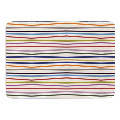 Stripe Fun Bath Mat