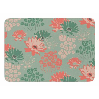 Wild Gatherings by Zara Martina Mansen Bath Mat