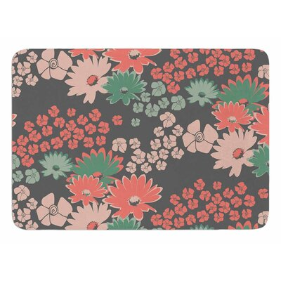 Natures Bouquet by Zara Martina Mansen Bath Mat