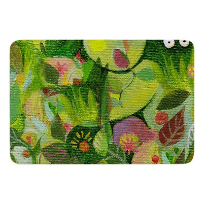 Jungle by Marianna Tankelevich Bath Mat