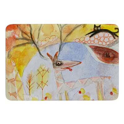 Promise of Magic by Marianna Tankelevich Bath Mat