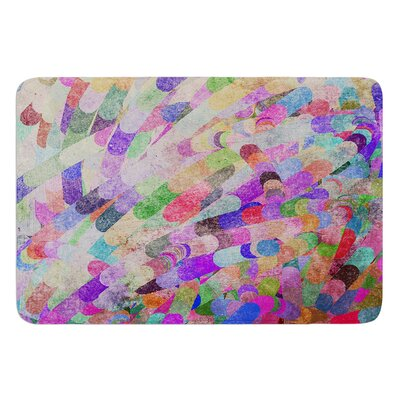 Abstract by Marianna Tankelevich Bath Mat